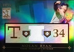 topps.2010 ノーラン.ライアン・ジャージカード  /75  テキサスレンジャーズ