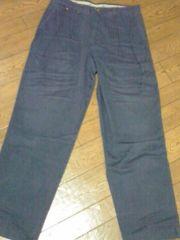 ドッカーズ 紺パンツ 34×32