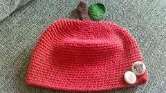 ディズニーリゾートリンゴ帽子