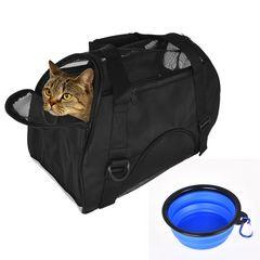 【品薄!】犬 猫用ペットキャリー ペットキャリーバッグ