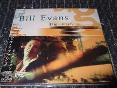 BILL EVANS/BIG FUN 廃盤 国内盤美品(ビルエヴァンス,HIRAM BULLOCK)