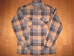 ☆60's PENDOLTON/ペンドルトン L/S ウールシャツ☆