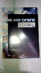 ソードアート・オンライン&ブラックブレット 両面ポスター+クリアファイル