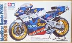 1/12 タミヤ MoviStar Honda PONS NSR500 '98