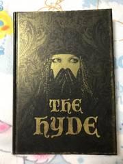 THE HYDE 本 L'Arc〜en〜Ciel VAMPS 自叙伝