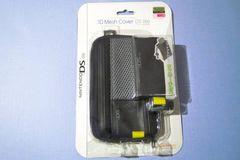 ●新品●DS Lite専用 3Dメッシュカバー DS Lite ブラック