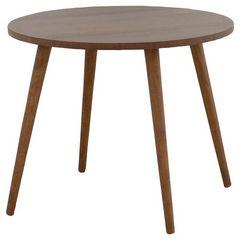 ダイニングテーブル(80cm幅)ブラウン JLF70-80T_BR