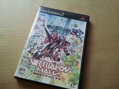 PS2☆電脳戦機バーチャロンマーズ☆SEGA。アクションゲーム。