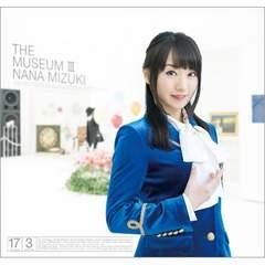 即決 水樹奈々 初回生産盤 THE MUSEUM III CD+Blu-ray盤 新品