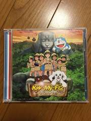 Kis?My?Ft2 キスマイ シングルCD.DVD 光のシグナル 中古