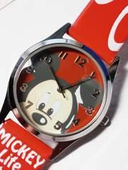 ディズニー 腕時計 ミッキーマウス