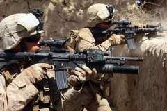 M4 M16系 空薬莢 10発 5.56mm 223
