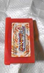 GBA・ゲームボーイアドバンス『ポケットモンスター ファイアレッド』