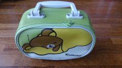 リラックマの可愛いバッグ