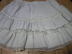 フェリシモ★不思議の国のアリス★2way★スカート兼パニエ★大きいサイズ★