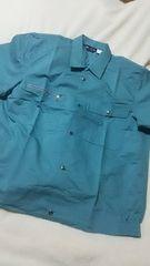 新品 大きいサイズ半袖作業シャツ(●^o^●)3L