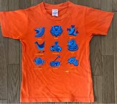 112■キッズ 沖縄 半袖 Tシャツ 130cm 切手払い可能