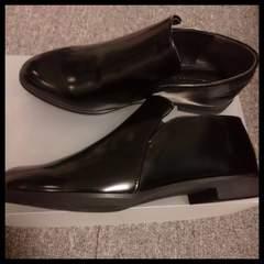 グローバルワーク☆未使用 クラシック オックスフォード 革靴 S