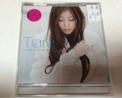 ★Tiara『キミがおしえてくれた事 feat.SEAMO』レンタル落ち★