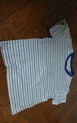 130 ボーダー Tシャツ UNIQLO
