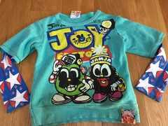 値下げ!格安!JAM  スエット長袖Tシャツ120