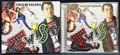 矢沢永吉 EIKICHI YAZAWA TWIST 初回限定盤(DVD付) 帯あり 中古