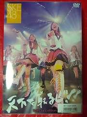 SKE48 DVD 天下をとるぜ!! 劇場盤 新品