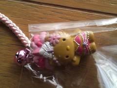 Hello Kitty(キティ)☆東京限定 根付け