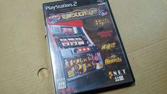 PS2☆楽勝!パチスロ宣言☆状態良い♪4機種収録。