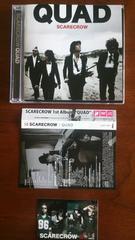 (CD+DVD)SCARECROW/スケアクロウ☆QUAD[初回]★即決アリ♪