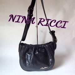 NINA RICCI ニナリッチ ショルダーバック