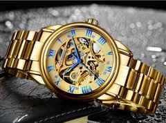 新作新品◆フルスケルトン自動巻き腕時計◆海外高級◆アンティーク