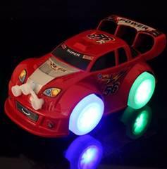 LED サウンド 電動自動車 スポーツカー 自動旋回