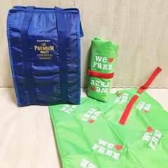 【NEW/非売品】保冷バッグ&保冷シート3個セット