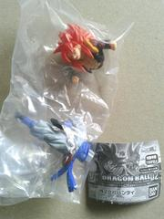 VS DRAGON BALL 02/ドラゴンボール【1.超サイヤ人4 ゴジータ】ガシャポン