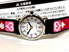 極美品【980円〜】取説・保証書 SUNFRAME キッズ腕時計★