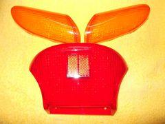 レッツ2 ZZ CA1PA レンズセット