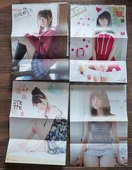 齋藤飛鳥(乃木坂46) ピンナップポスター4枚