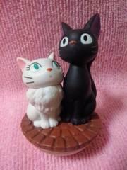 ■魔女の宅急便■黒猫ジジ&リリィ★おきあがりこぼし■
