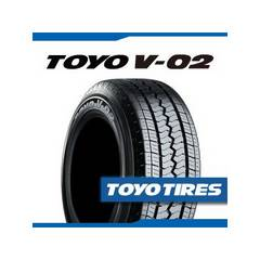 ★175R14 8PR 緊急告知★ TOYO V-02 新品タイヤ 4本セット