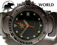 良品 1スタ★ハンティングワールド SPORTABOUT メンズ腕時計