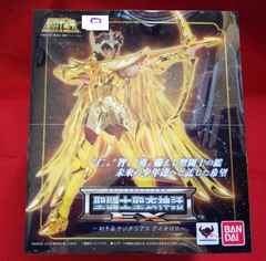 サジタリアス アイオロス 聖闘士聖衣神話 EX 黄金聖衣 聖闘士星矢 ゴールド