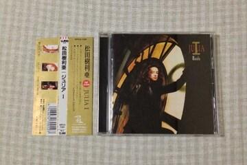 中古CD(アルバム)◆松田樹利亜◆『JULIA�T』