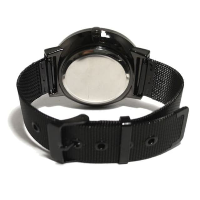 新品・未使用 CUENA【8Pジルコニア】メンズ腕時計 < 女性アクセサリー/時計の