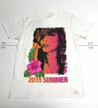 浜崎あゆみ2015SummerTシャツ M
