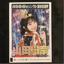 SKE48 山田樹奈 願いごとの持ち腐れ 生写真 AKB48
