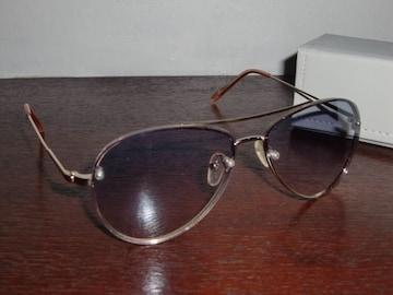 送料無料☆ティアドロップサングラス☆眼鏡ケース付き
