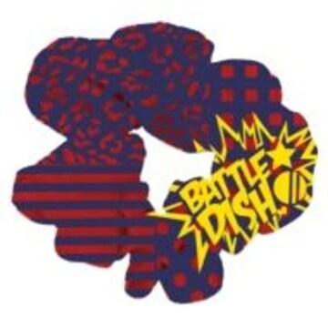 即決 HMV限定 BATTLE☆DISH// シュシュ 新品未開封
