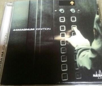 CD 44マグナム IGNITION 44MAGNUM 帯無し