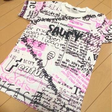 新品◆オシャレ格好いい半袖Tシャツ◆150
